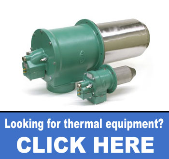 Thermal Equipment Burners Blowers Eclipse Dealers And
